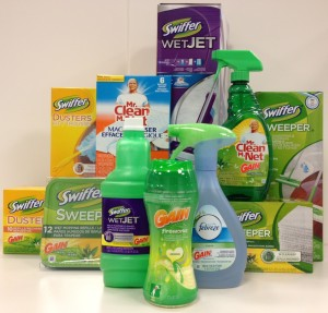 Gain Spring Cleaning Kit Giveaway Image
