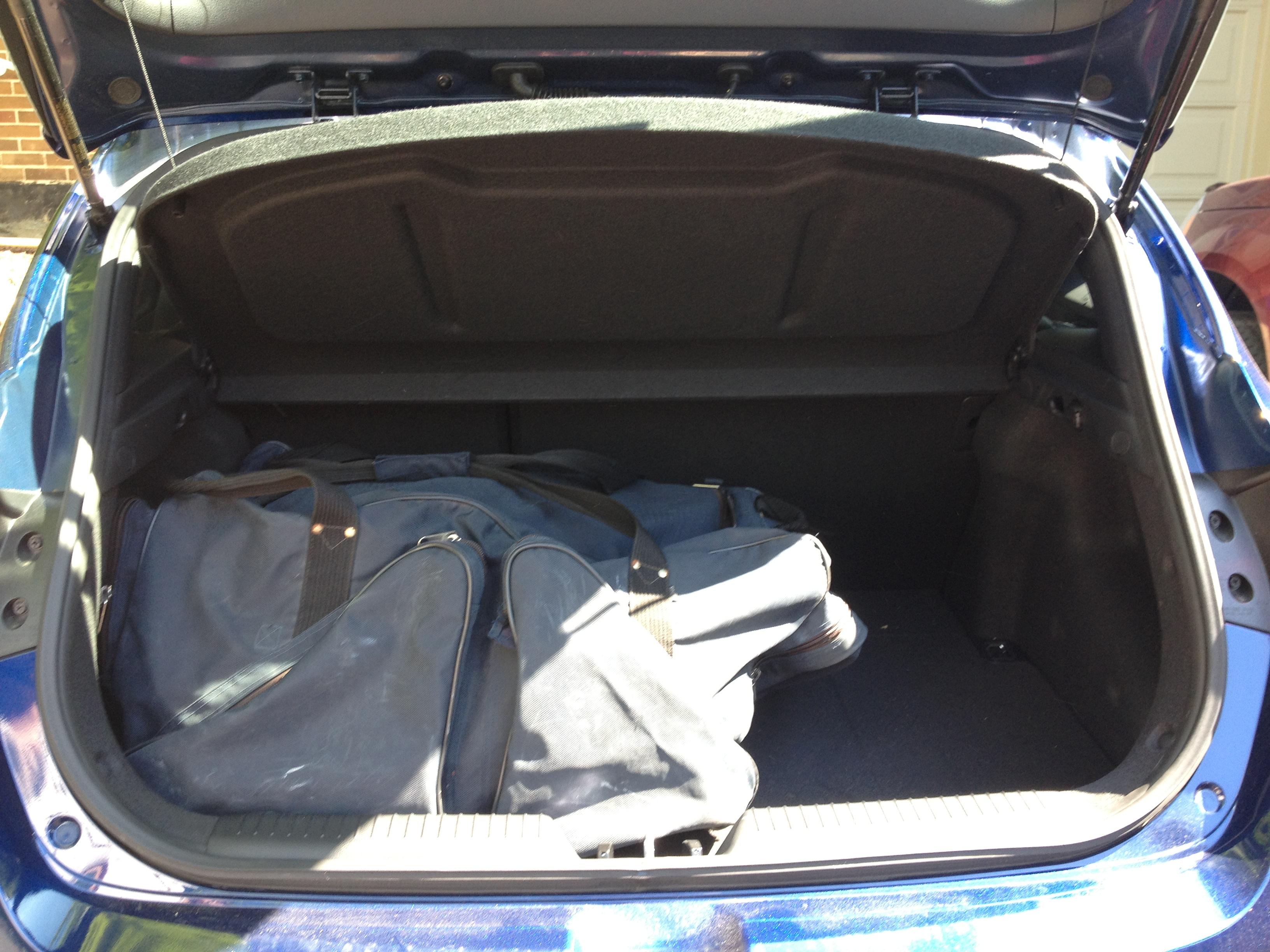 2013 Hyundai Elantra Trunk Autos Gallery