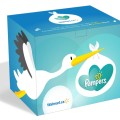 Walmart Pampers Stork delivery