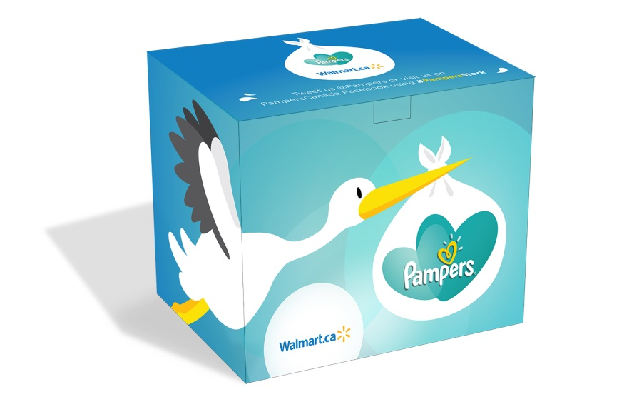 pampers new baby storlekar