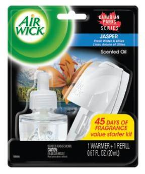 Air Wick Canadian Park Series Scented Oil Kit