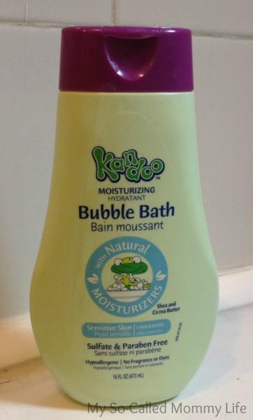 Kandoo Bubble Bath Kids
