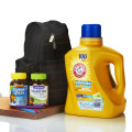Church & Dwight products back to school