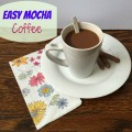Easy Mocha Coffee My So-Called Mommy Life