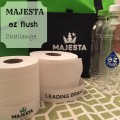 MAJESTA ez flush challenege My So-Called Mommy life