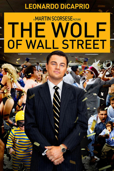 The Wolf of Wall Street Netflix #streamteam