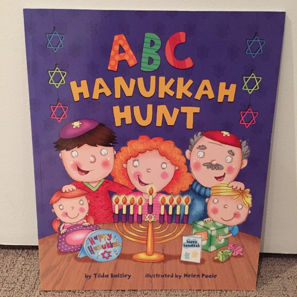 Hanukkah Chanukah books for toddlers