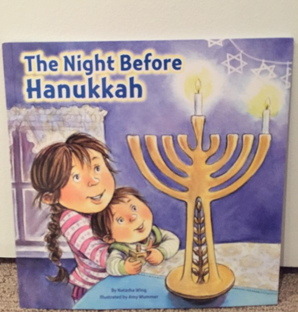 Chanukah Hanukkah books for toddlers