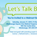 #WalmartBaby Shower event Square One mall