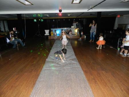 Breakout Studio birthday party toronto