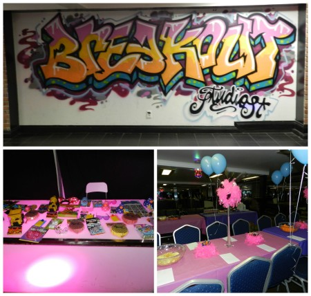 Breakout Studio birthday party
