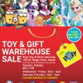 2015 - Pop Toy & Gift Sale Poster