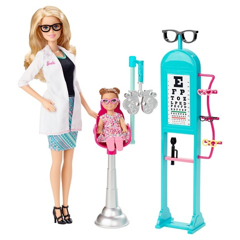 Eye Doctor Barbie