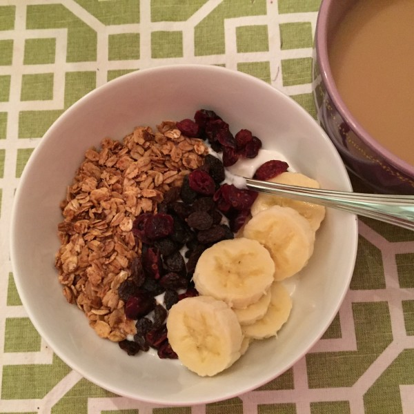nut-free maple cinnamon granola recipe