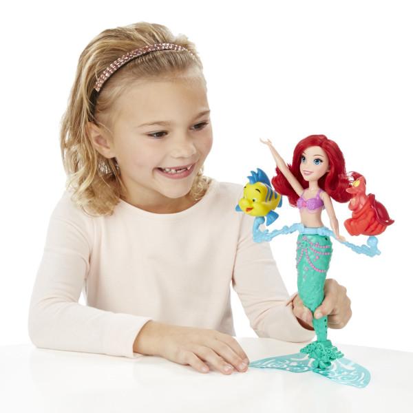 Spin & Swim Ariel