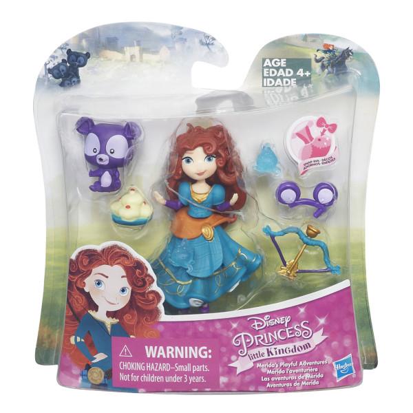 Disney Merida Little Kingdom doll
