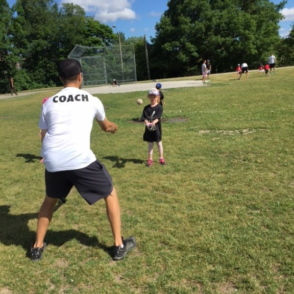 True North Sports Camp Baseball Clinic