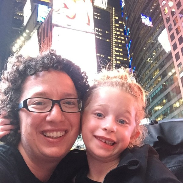 Instead of a birthday party, Princess Peach and I went to NYC to visit my friend and her kids who were visiting from Australia. We had the most magical 5 days. Princess Peach fell in love with NYC especially Times Square at night!