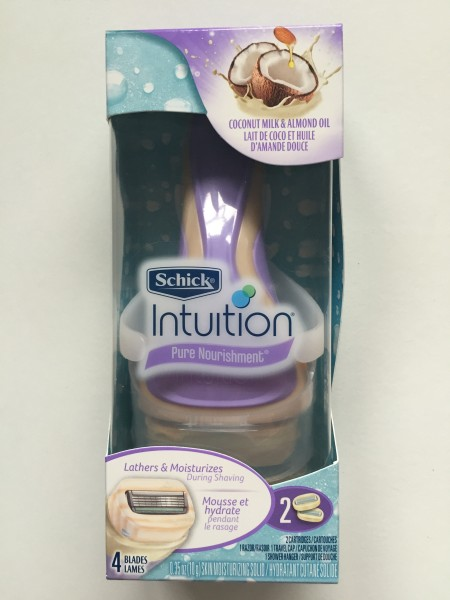 Shick Intuition Rate and Review
